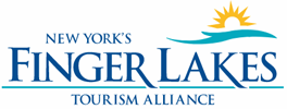 finger lakes tourism logo